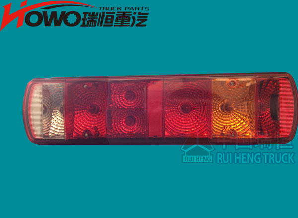 Sinotruk Truck parts HOWO Truck Parts Rear Lamp Right WG9719810001