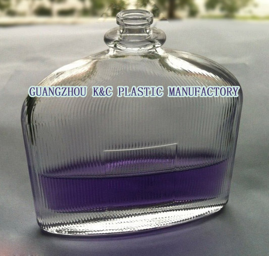 100ml high quality perfume glass bottles
