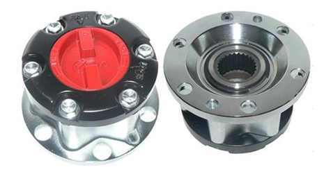 Locking Hub, Free Wheel Hub, Lock out Hub, Front Wheel Hub