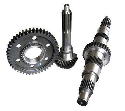 Gear and Shaft, Transmission Gear and Shaft