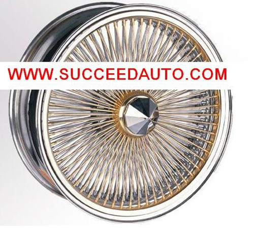 Steel Wire Wheel BBS Wheels