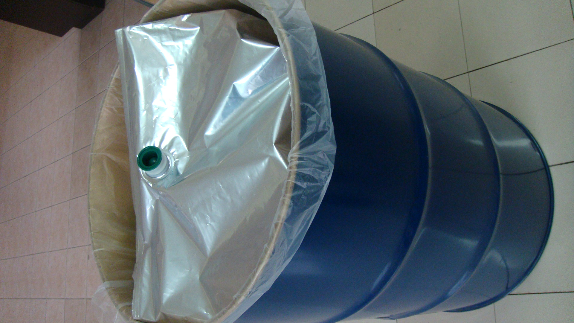 Enhanced High-barrier  aseptic packaging bags
