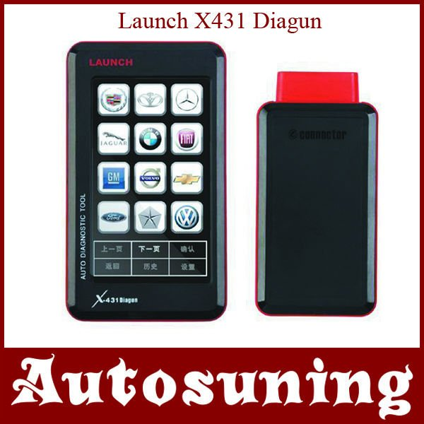 2013.3 Version Bluetooth Launch X431 Diagun Scanner / Launch X-431 Diagun