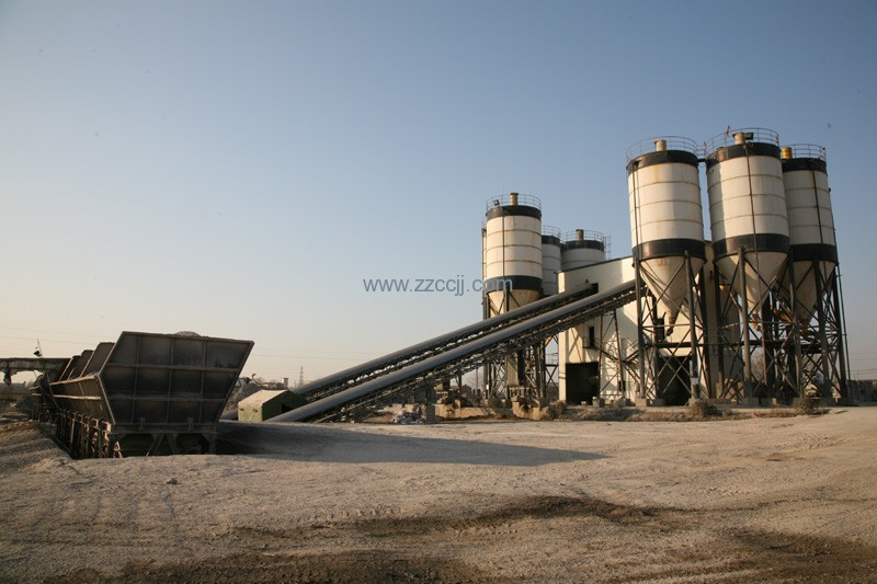 Concrete Mixing Station-China Well-known Trademark