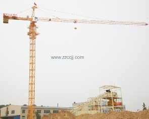 Tower Crane-China Well-known Trademark