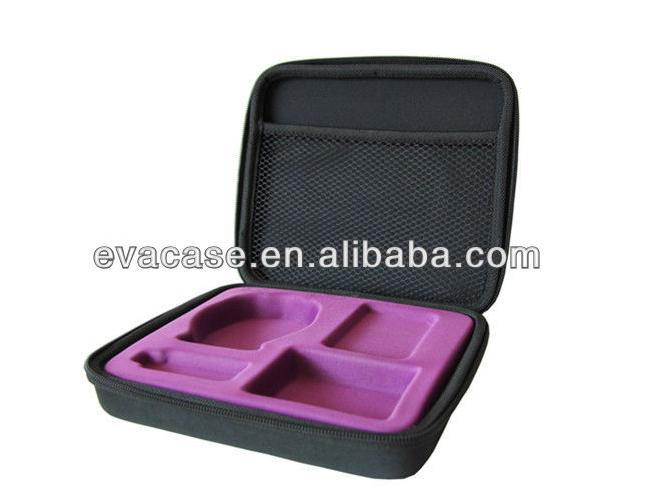 Fancy EVA molded zipper tool case