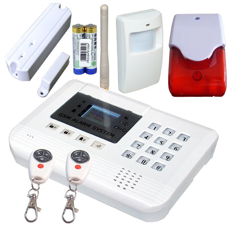 Top Quality Wireless Home Alarm system S100 !