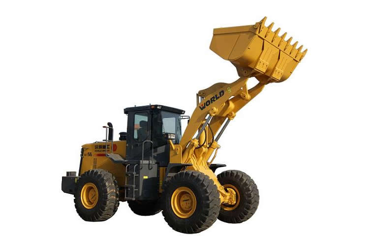 W156 5ton Wheel Loader