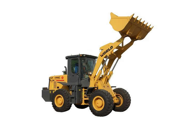 W136II 3ton Wheel Loader