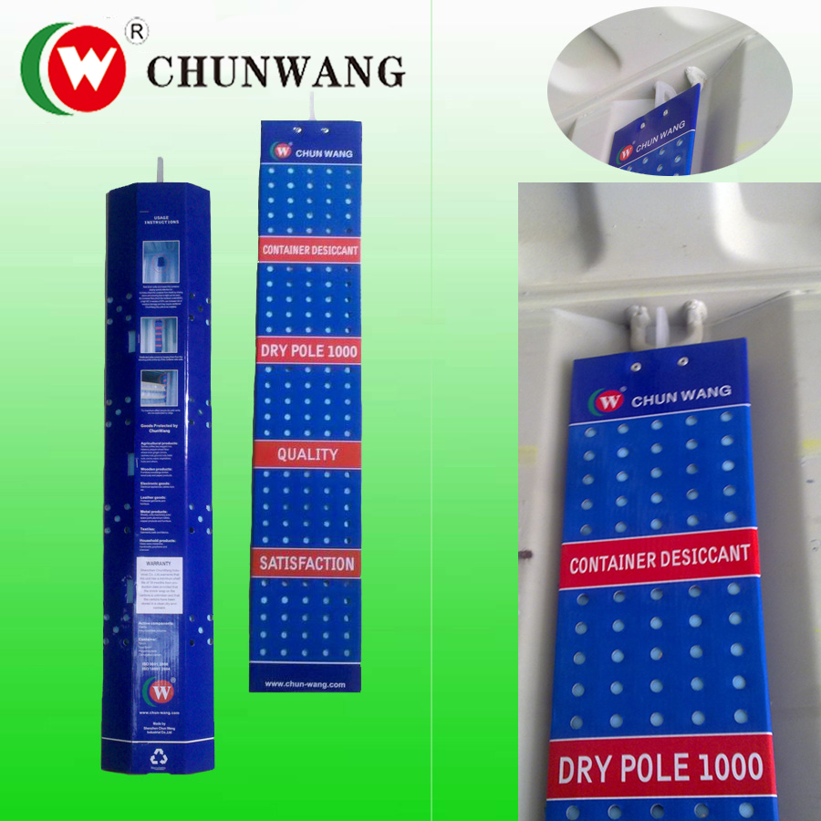 Food Grade Hanging Dry Container Desiccant