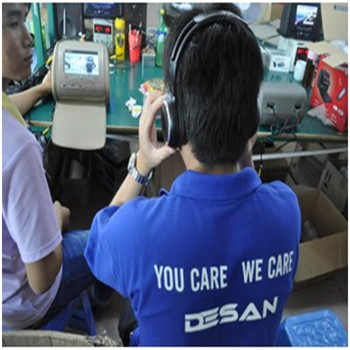 About Inspection of DESAN