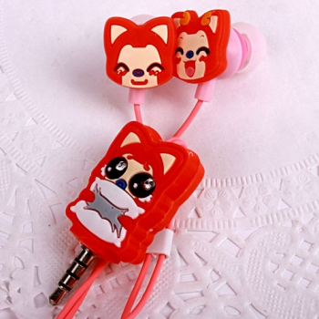 Hot selling colourful new style Headphones for mp3 mp4