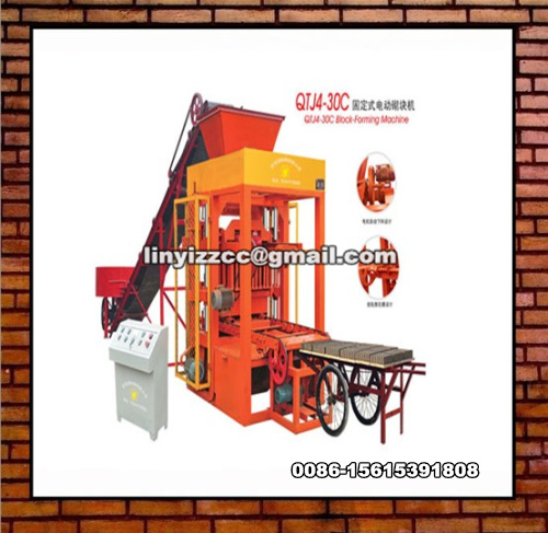 QTJ4-30C Brick Making Machine