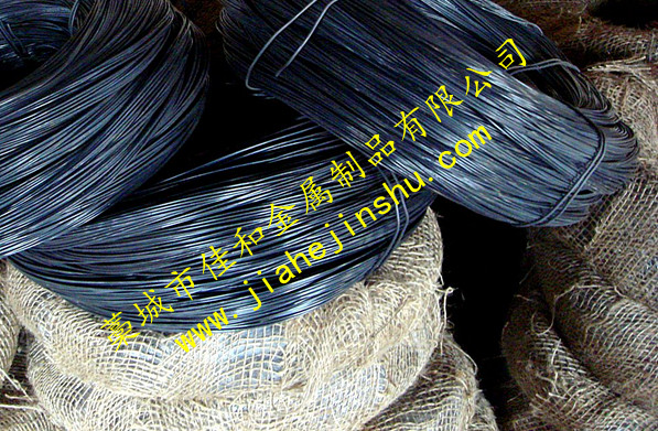 Annealed wire, annealed wire, black wire, tie wire