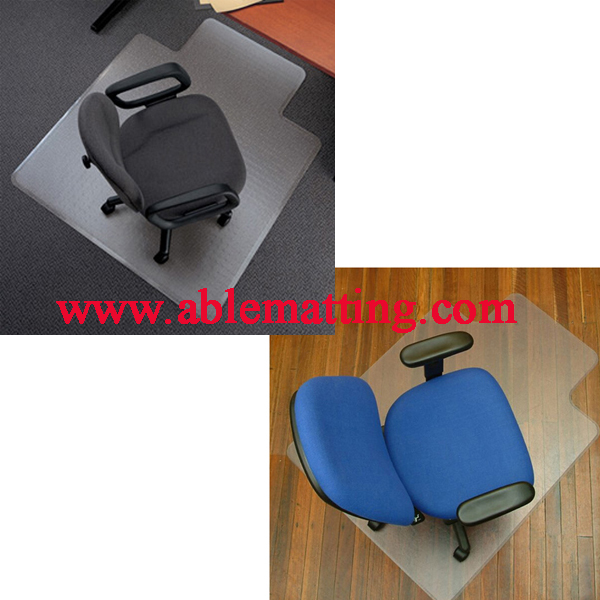Office Chair Mat (made of PVC)