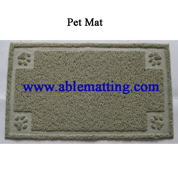 Pet Mat, Cat and Dog Mat