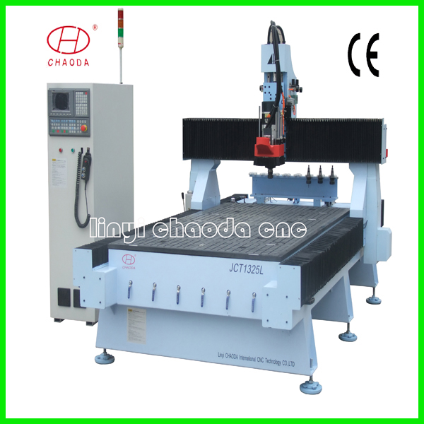 JCT1325L ATC woodworking cnc engraving router