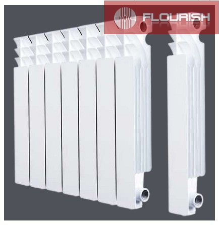 Bimetal Radiator , Aluminum Radiator , Bimetallic Radiator ,Hot Water Radiator