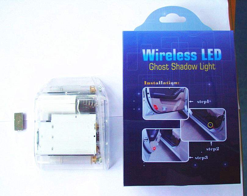 Wireless LED Car Logo Laser Door Lights