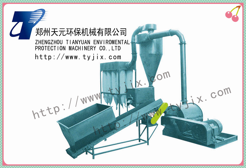 Ultra-fine wood flour machine
