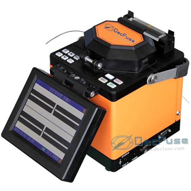 DecFuse DEC36 optical fiber fusion splicer