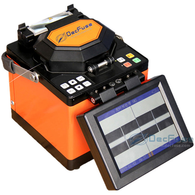 DecFuse DEC36 fiber optics splicing machine
