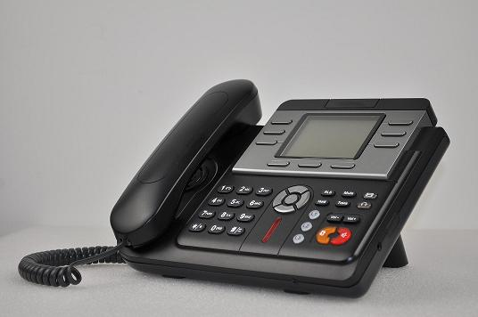 SC-6035HE IP Phone with 3SIP account, IAX2, SMS and HD