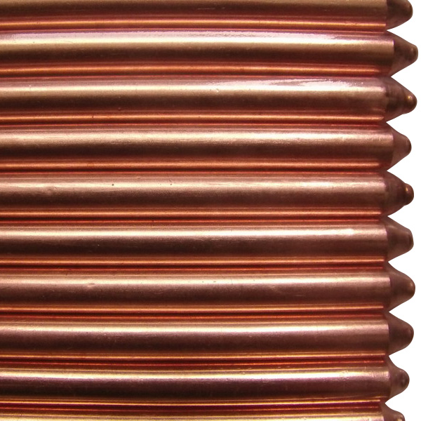 copper sinter heat pipes for thermal solutions
