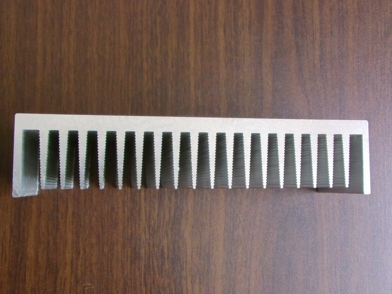 aluminium extrusion  profle heat sinks with width from 10mm to 500mm and height from 10mm to 160mm