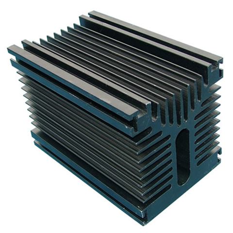 heat sink aluminum extrusion profiles width from 20mm to 400mm