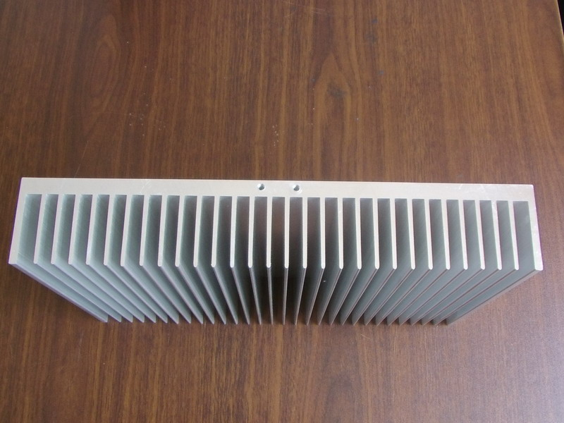 30mm to 400mm width heat sinks for eletronic thermal solutions