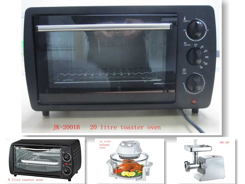 20 litre toaster oven