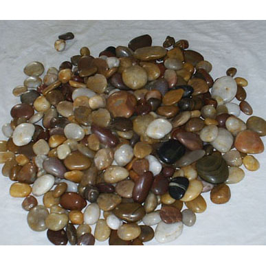 mix pebble tiles