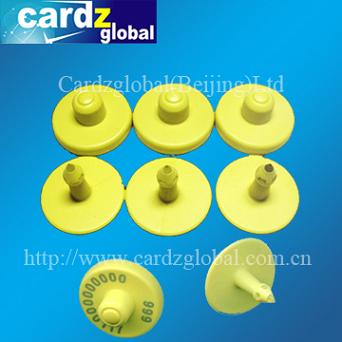 RFID ear tag for pig/sheep