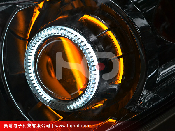 HID Bi-xenon projector lens light with Angel eyes & Devil eyes
