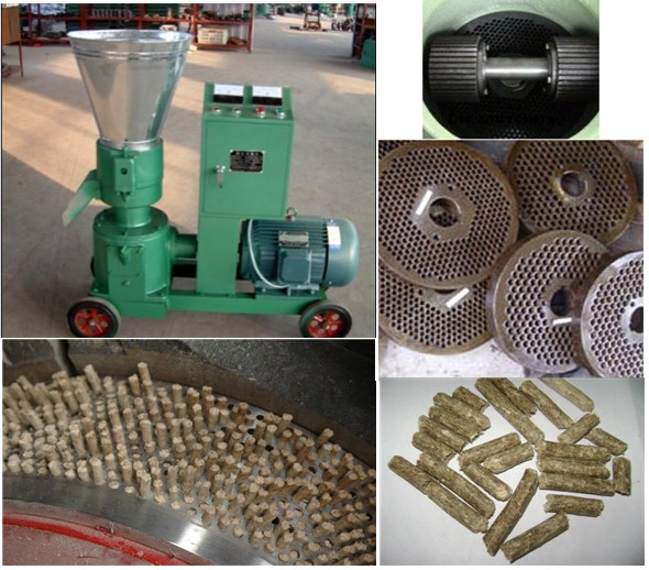 Animal Feed/Grass Pellet Machine
