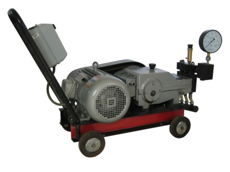 3D-SY750 series motor-driven pressure test pumps