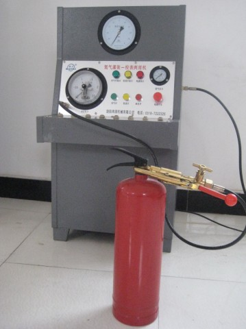 MDG-XB  Nitrogen Filling and Gauge Check  Double Usage Machine
