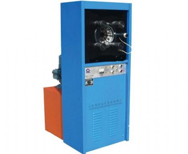 high pressure pipe locking machine  in model DSG-102