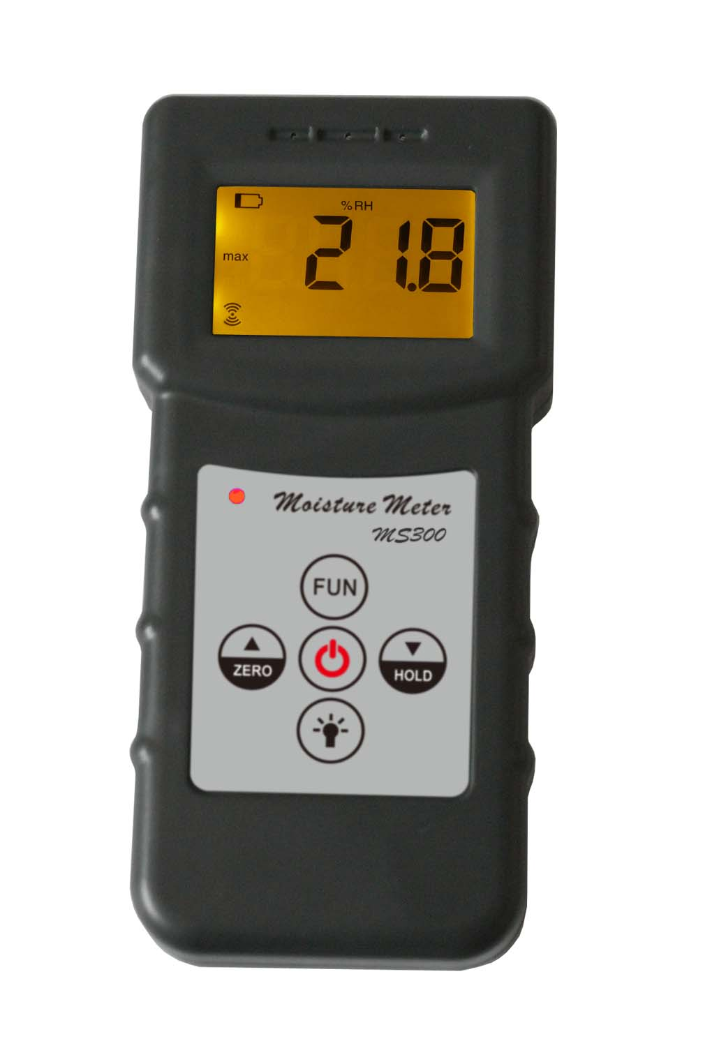 Portable Inductive Moisture Meter MS300