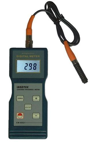 Ferrous Coating Thickness Meter CM8821