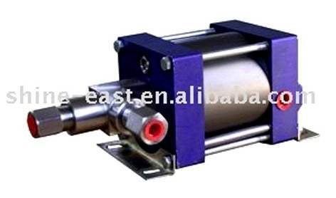 L series drive liquid booster pump