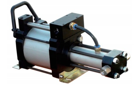 PSАseries air drive gas booster pump