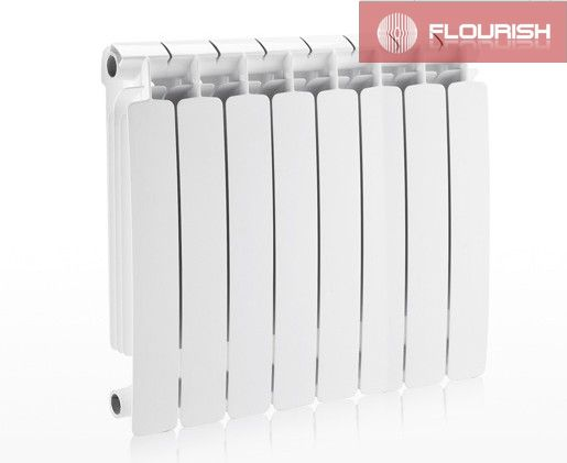 Central Heating Radiator /Die Casting Aluminum Radiator FLS-AQ-500C