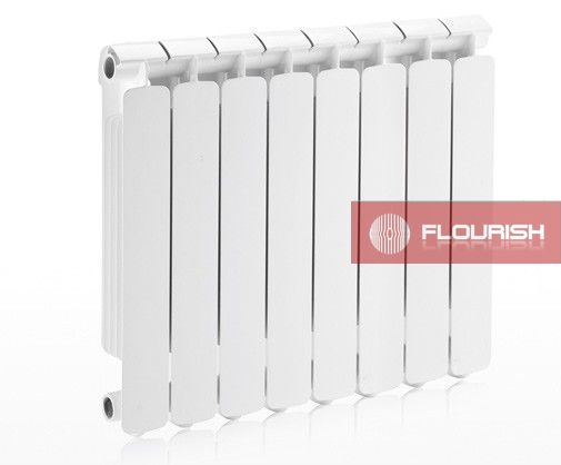 Hot water  Heating Radiator /Die Casting Aluminum Radiator FLS-A-500a