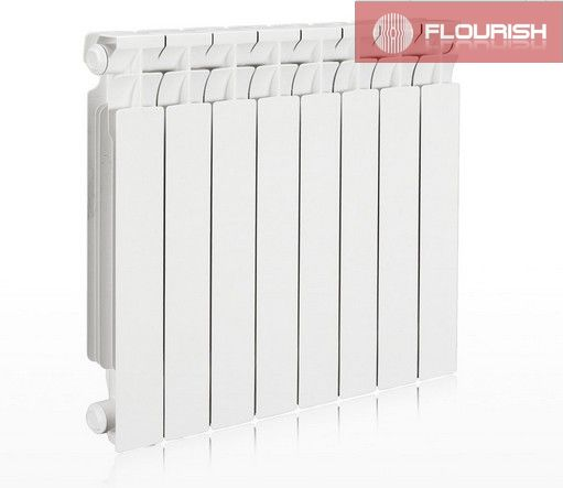 High Quality Hot Water  Heating Radiator /Die Casting Aluminum Radiator FLS-STI-500A
