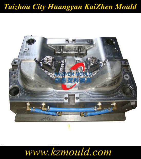 Professional design plastic auto rear lamp mould