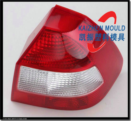 Automobile plastic auto corner injection mould