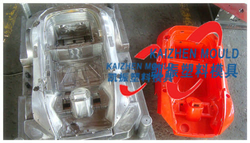 Good quality kids' car plastic injection mould