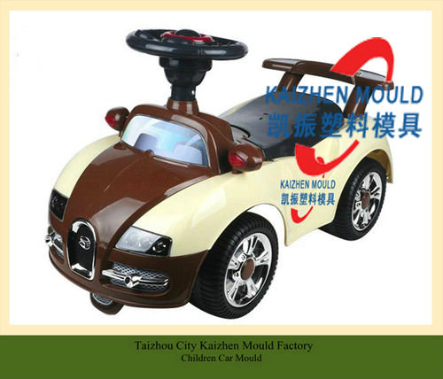 Plastic kids' car injection mould